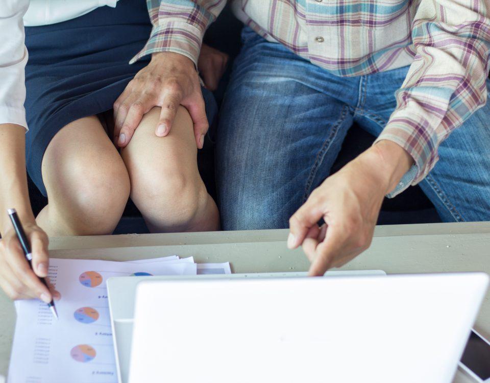 Harcèlement sexuel au travail : qui alerter ?